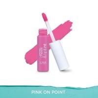Wardah Everyday Cheek & Liptint 03 Pink On Point / Lipstick / Blush On