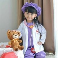 Setelan Dokter Anak | Seragam Dokter Bedah | Kostum Profesi Dokter