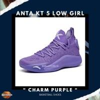 ANTA KT 5 FOR GIRLS - Sepatu Basket cewek original Sneakers Cewek Ori