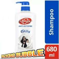 Lifebuoy shampoo Lifebuoy anti ketombe shampoo