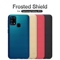 Nillkin Super Frosted Shield Samsung Galaxy M31 Hard Case Original