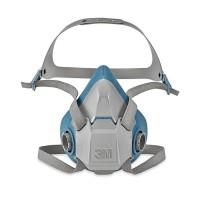 3M Reusable Half Face Mask Respirator Medium 6502