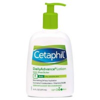 CETAPHIL DAILY ADVANCE LOTION 473ML ULTRA HYDRATING