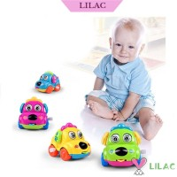 LILAC Random Color Funny Lovely Kids Play Colorful Gift Wind Up Toy TG