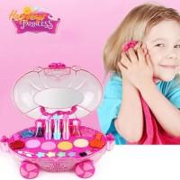 ha Princess Pretend Play Children Beauty Gift Makeup Car Cosmetics TG
