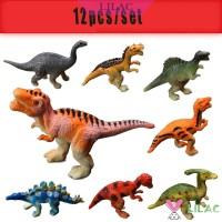 LILAC 12PCS New Novel Gift Children Kids Play Model Toys TG