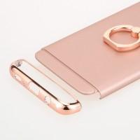 Plus 3-in-1 Case Pelindung Bahan Metal untuk Samsung Galaxy S8