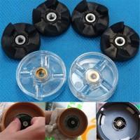 NHTID 1Pc Gear/Gigi/Upper Karet Pisau Blender Pengganti Bahan