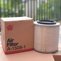 Filter udara sakura a1508 untuk Isuzu Panther 2 5 kotak dan kapsul