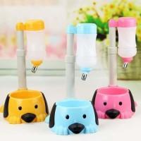 Tempat Makan Minum Anjing / Pet Water & Food Dispenser ANIMAL Type A