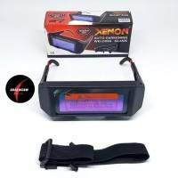 XENON Kacamata Las Otomatis - Welding Glass Auto Darkness