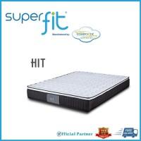 Superfit - Hit (Hanya Kasur) 160 / 180 / 200 / 100 / 120 - Ukuran 100x200