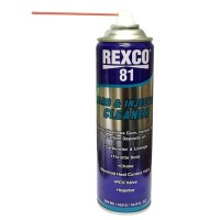 Rexco 81 Pembersih Karburator dan Injektor (Cleaner) 500 Ml