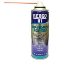 Rexco 81 Pembersih Karburator dan Injektor (Cleaner) 300 Ml