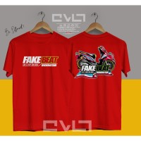 Terpopuler ! Kaos / Baju Motor Thailook Fake Honda Beat Indonesia Beat