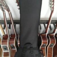 Special Softcase tas gitar bass elektrik no akustik bahan anti air