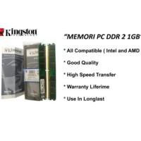 Terpopuler ! ram 1gb ddr 2 memory komputer ram 1 gb ddr 2 6400