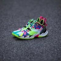 Ginamall Jordan Why Not Zero 3 La Born Sepatu Basket Pria Unisex