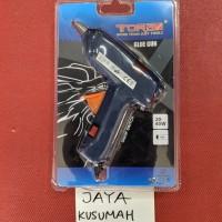 Glue Gun TORA 20 Watt / Lem Tembak Kecil / Lem Lilin Listrik On Off