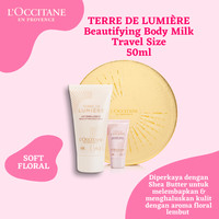 Terre de Lumiere Body Milk 50ml