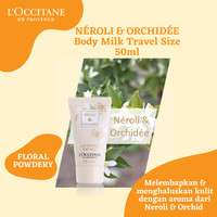 Neroli & Orchidee Body Milk 50ml