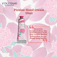 Pivoine Hand Cream 10ml