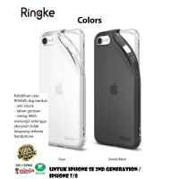 Slim Case Iphone SE 2 / iPhone 7 / iPhone 8 Rearth Ringke Air