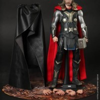 Hot toys Thor the dark world MMS 224 MISB w/box coklat
