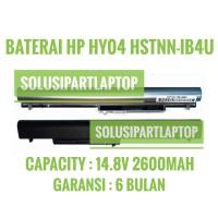 BATERAI HP PAVILION 14-F HY04 TPN-Q125 TPN-Q126 717861-421 HSTNN-IB4U