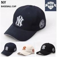 Baseball cap : NY - Topi Baseball