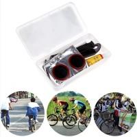 Reumofands Peralatan Portable Tambal Ban Sepeda / tambal ban sepeda