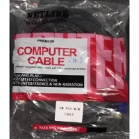 Kabel VGA 5M NETLINE ( ORI )