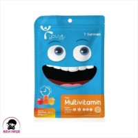 YOUVIT Multivitamin For Kids Vitamin Anak Sachet isi 7 pcs