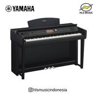YAMAHA DIGITAL PIANO CLAVINOVA CVP 705 BLACK WALNUT