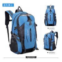 HongJing 2 Backpack Travel Hiking Camping Bag / Tas Ransel 40L (LH31)