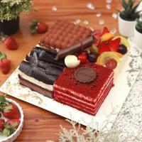 The Harvest Classic Mix Signature Cake