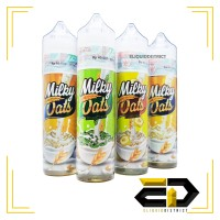 MILKY OATS PREMIUM LIQUID INDONESIA 60ML 3MG 6MG