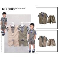 Stelan Rompi Anak Roboy Kids Model Korea