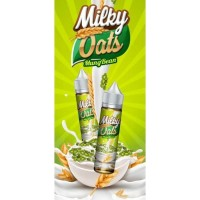 Liquid Milky Oats Oat MilkyOats Patriot27 V2 Mung Bean 3mg