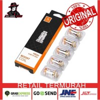 COIL AEGIS BOOST COIL POD MOD AIO 0.4 0.6 40W AUTHENTIC BY GEEKVAPE - 06