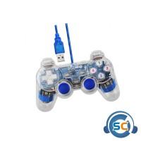 Gamepad K-One Single Transparan Cable