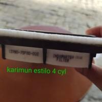 Filter udara Karimun Estilo 4 cyl ( indopart)