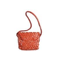 Byo Leather - Messenger Bag (Med) in Saddle Brown