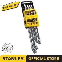 Stanley STMT78099-8 Combination Wrench Set 8Pcs / Kunci Ring Pas