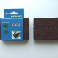 SANDING PADS / SANDING SPONGE FORTEC