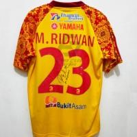 JERSEY M. RIDWAN - SRIWIJAYA FC HOME 2011-2012