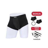 [ZEUS] Men's Underwear (Celana Dalam Kesehatan Pria)