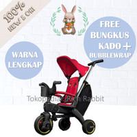 Doona Liki Trike S3 / S5 / Sepeda Stroller Lipat / Stroller Anak