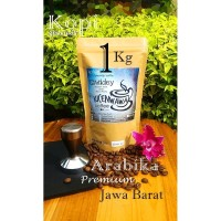Kopi Arabika Ciwidey - 1Kg | Biji Kopi SPECIALTY Jawa Barat