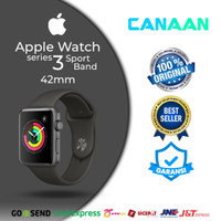 Apple Watch / iWatch Series 3 Sport 42mm GPS NEW BNIB